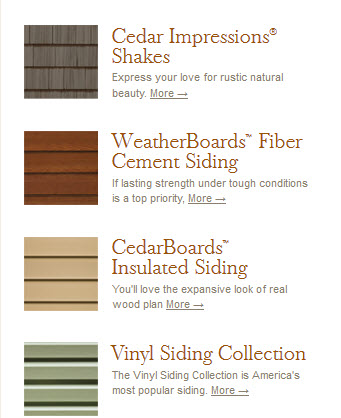 Vinyl Siding Fiber Cement And Hardiplank Siding